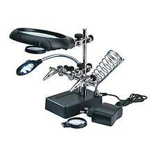 Magnifier w/5 LED Lights by Latina 27022-3