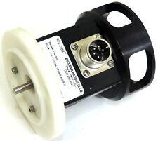 ACCU-CODER INCREMENTAL SHAFT ENCODER 715-1-0064-1-N-S-S-4-D-S-Y, 5-28 VDC INPUT
