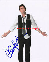 Charlie Sheen 8x10 Signed autographed Photo RP