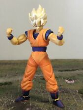 "Bandai DBZ Dragon Ball Z Hybrid Action Super Saiyan Goku 4"" Action Figure 2894"