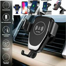 10W QI Wireless car charger for iphone 8 PLUS X XR XS MAX fast charge Samsung s8