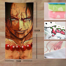 Neu ONE PIECE Anime Manga Badetuch Strandtuch Handtuch Bath Towel 150x70CM 004