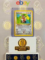 Farfetch'd 27/102 Shadowless NM Near Mint Base Set Non-Holo Pokemon Card