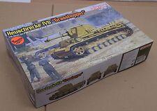 Dragon 6439 1:35 Heuschrecke IVb Grasshopper German Tank Model Plastic Kit