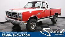 1984 Dodge Other Pickups 4x4 Prospector