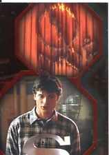 Smallville Season 2 The Day Is Coming Chase Card Dc-6