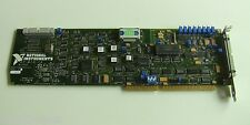 National Instruments AT-MIO-16 ISA Bus Multifunction Analog Digital I/O Card