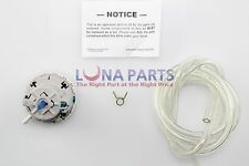 Genuine OEM Whirlpool Washer Water Level Switch W10339326 Factory Service Part