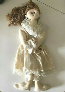 "Barentino Doll Korea Soft Plush 20"" wedding girl Anime - New"
