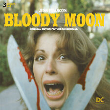 Bloody Moon - 3 x LP Complete Score - Limited Edition - OOP - Gerhard Heinz