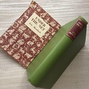 UNDER THE NET: IRIS MURDOCH - 1955 The Reprint Society Hardback In Dust Jacket