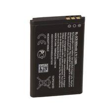 ORIGINAL Nokia Microsoft AKKU BL-5CB 1616 1208 1209 E60 1800 C1-02 C1-01 N91 N70
