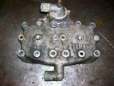 1988 Yamaha Exciter 570 snowmobile Engine Motor Cylinder Head
