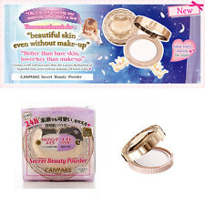 Japan CANMAKE Secret Beauty Powder Face Powder Night 01 Clear Powder 4.5g F372