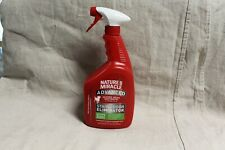 Natures Miracle Advanced Stain&Odor Remover Trigger Spray 32 oz