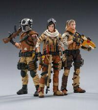 (In-Stock @ 5zeroToys ) JoyToy 1/18 Scale Wasteland Hunter Squad Set of 3