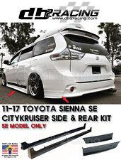 11-17 Toyota Sienna SE CITYKRUISER Side & Rear Kit JDM SWAGWAGON [SE MODEL ONLY]