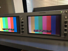 Sony LMD-720W dual screen monitor (for parts)