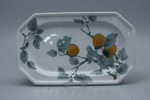 kleine Fleischplatte Villeroy & Boch Gallo Lombardia Apricot