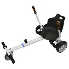 "Attachment Go Kart Holder Seat for 6.5"" 8""10"" two wheel Balance Scooter"