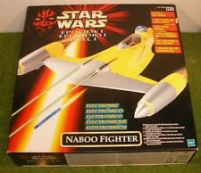 STAR WARS EPISODE I PHANTOM MENACE NABOO FIGHTER