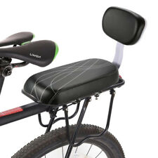 Bicycle Child Carrier Toddlers Kids Bike Seat Foot Rest Children Safety Chair LZ