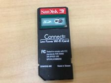 SanDisk Connect Low Power WiFi SD Card SDWSDB-000