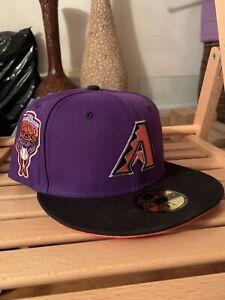New Era 59Fifty Hat Club Crossover Arizona Diamondbacks 7 1/4 Phoenix Suns