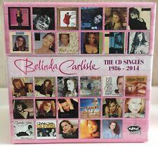 Belinda Carlisle - The CD Singles 1986-2014 Edsel Boxset