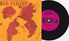 """Mad Parade - Second Chances 7"""" Adolescents D.I. Agent Orange T.S.O.L. L.A. Punk"""