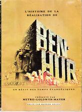 Synopsis de 1959 - BEN HUR - M.G.M. - Cinéma - C. Heston, H. Harareet,....