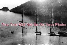 DE 325 - Herzogin Cecilie, Shipwreck, Starehole Bay, Salcombe, Devon 1936
