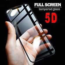 5D Curved Tempered Glass Film Screen Protector For Xiaomi 8 SE Redmi Note 3 5S 6
