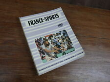 Catalogue Annuaire CEPP FRANCE SPORTS 1980-1981 Ski Peche Tennis Camping Chasse