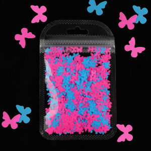 Nail Art Colorful Flakes Holographicss Nail Glitter Sequins Decoration Manicure