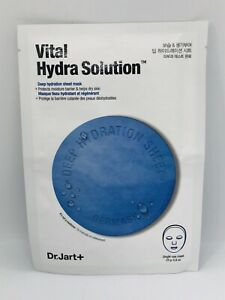 Dr Jart+ Dermask Water Jet Vital Hydra Solution Deep Hydration Face Sheet Mask