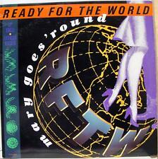 """Ready For The World - Mary Goes' Round 12"""" VG+ MCA 23723 Vinyl 1987 Record"""