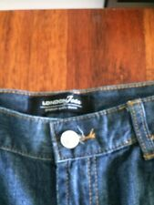 Ladies Blue Denim Jeans...new With Tag.. SZ 10... LONDON JEAN...