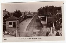 SURREY, REIGATE, SOUTH EASTERN RAILWAY STATION, RP