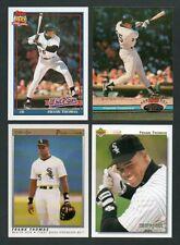 1991-1994  Frank Thomas 20 Card Lot- Base & Inserts - Chicago White Sox - NM-MT