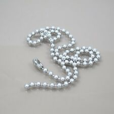 """23"""" - 24"""" inches Mens 61cm Necklace Silver Stainless Steel  4mm Ball Chain NEW"""