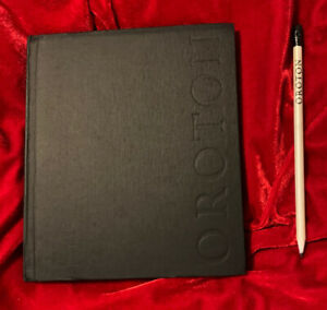 BN AUTHENTIC OROTON WRITING DRAWING BOOK & PENCIL VISUAL ARTS DIARY NOTEBOOK