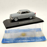 1:43 IXO Borgward Isabella 1961 Diecast Models Limited Edition Collection