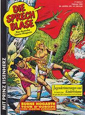 Die Sprechblase Nr. 141 Comic-Sekundärliteratur