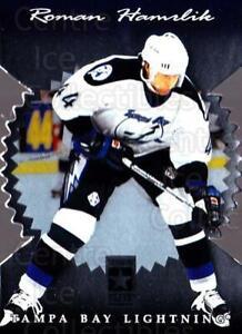 1996-97 Donruss Elite Die Cut Stars #23 Roman Hamrlik