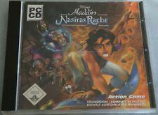 Aladdin Nasiras Rache Action-Game (PC, 2000, Eurobox)