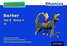 Read Write Inc. Phonics Blue Set 6 Storybook 1 Barker, Paperback, Students Book