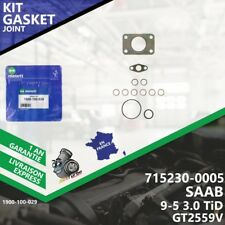 Gasket Join Turbo SAAB 9-5 3.0 TiD 715230-5 715230-0005 715230-5005S GT2559V-029
