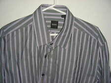 Hugo Boss  Dress Mens  SHIRT   Sz S 16.5 XX L