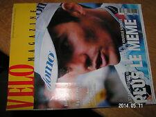 Velo Magazine n°387 Virenque Ullrich Chappucci Chavanel Rous Salanson...
